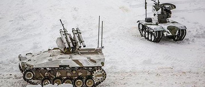 Военные роботы