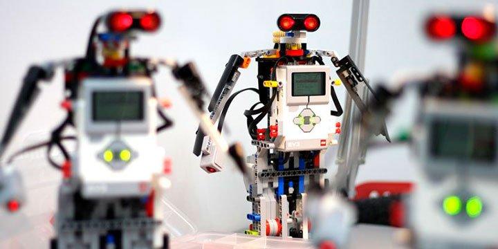 Робот Lego EV3