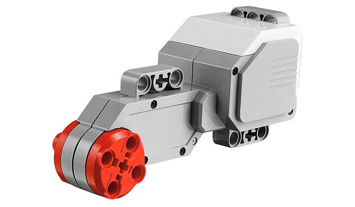 большой двигатель Lego EV3