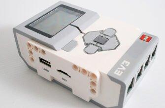 микроконтроллер Lego EV3
