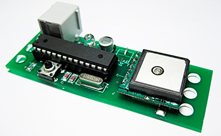 датчик GPS Lego EV3