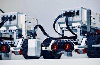 Конструктор Lego Mindstorms EV3