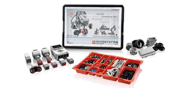 Lego Mindstorms EV3 45544 базовый набор