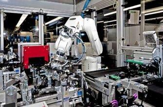 Мехатроника и робототехника