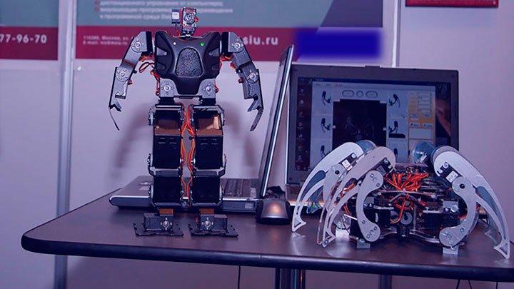 Специальность мехатроника и робототехника