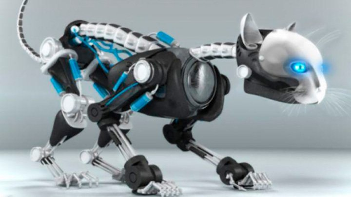 Зооморфный робот