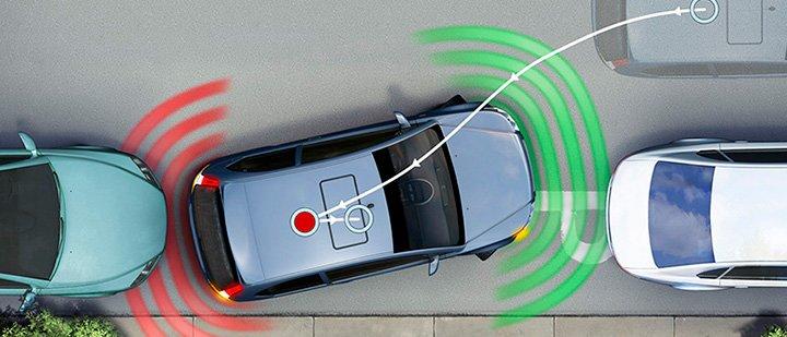 Парковочный радар Парктроник