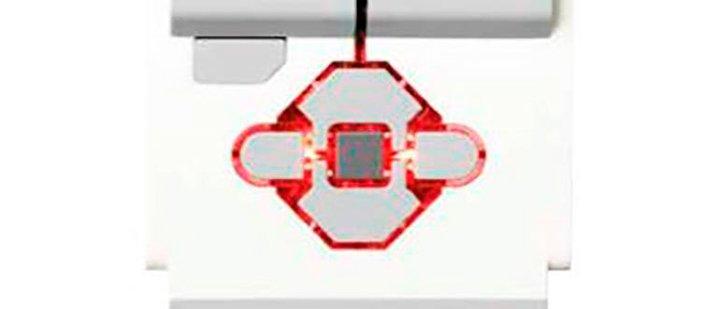 Индикация модуля EV3