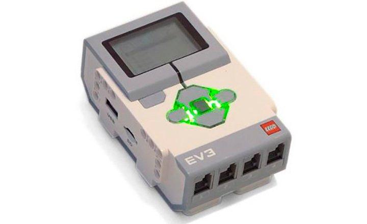 Микроконтроллер EV3