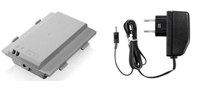Аккумулятор и зарядное устройство EV3