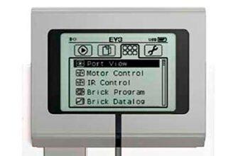 Приложения микрокомпьютера EV3