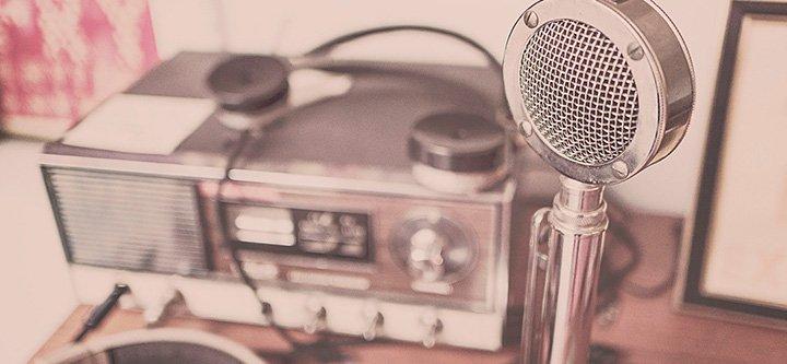 Беспроводной микрофон и приемник