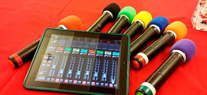 Как выбрать беспроводной микрофон