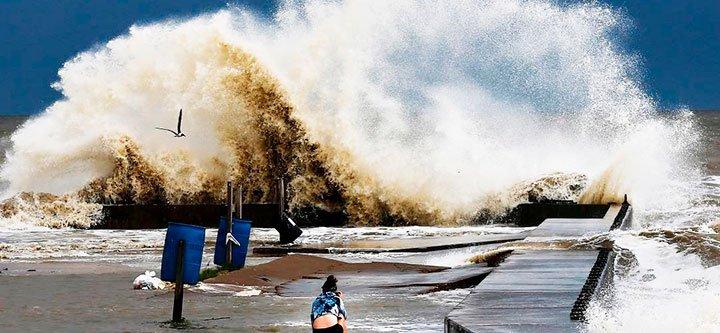 Прогнозирование природных катастроф