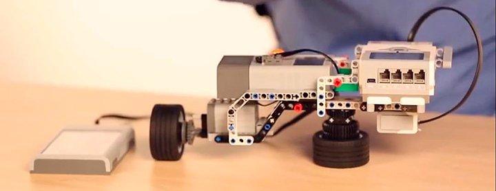 Робототехника в физике