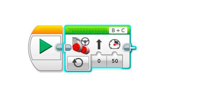 Входные параметры Рулевого управления