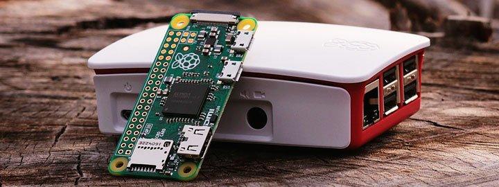 одноплатный микрокомпьютер Raspberry Pi