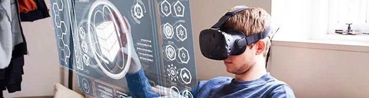 Виртуальная реальность и 5 джи